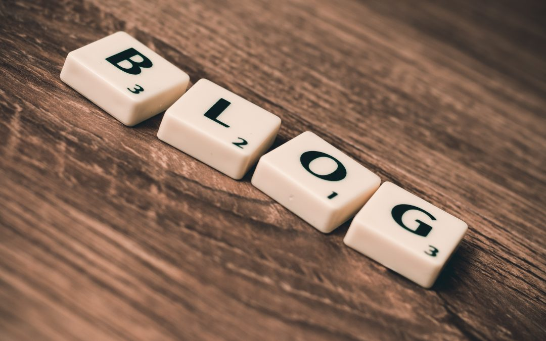 Should you Blog? YES! Yes, you should!